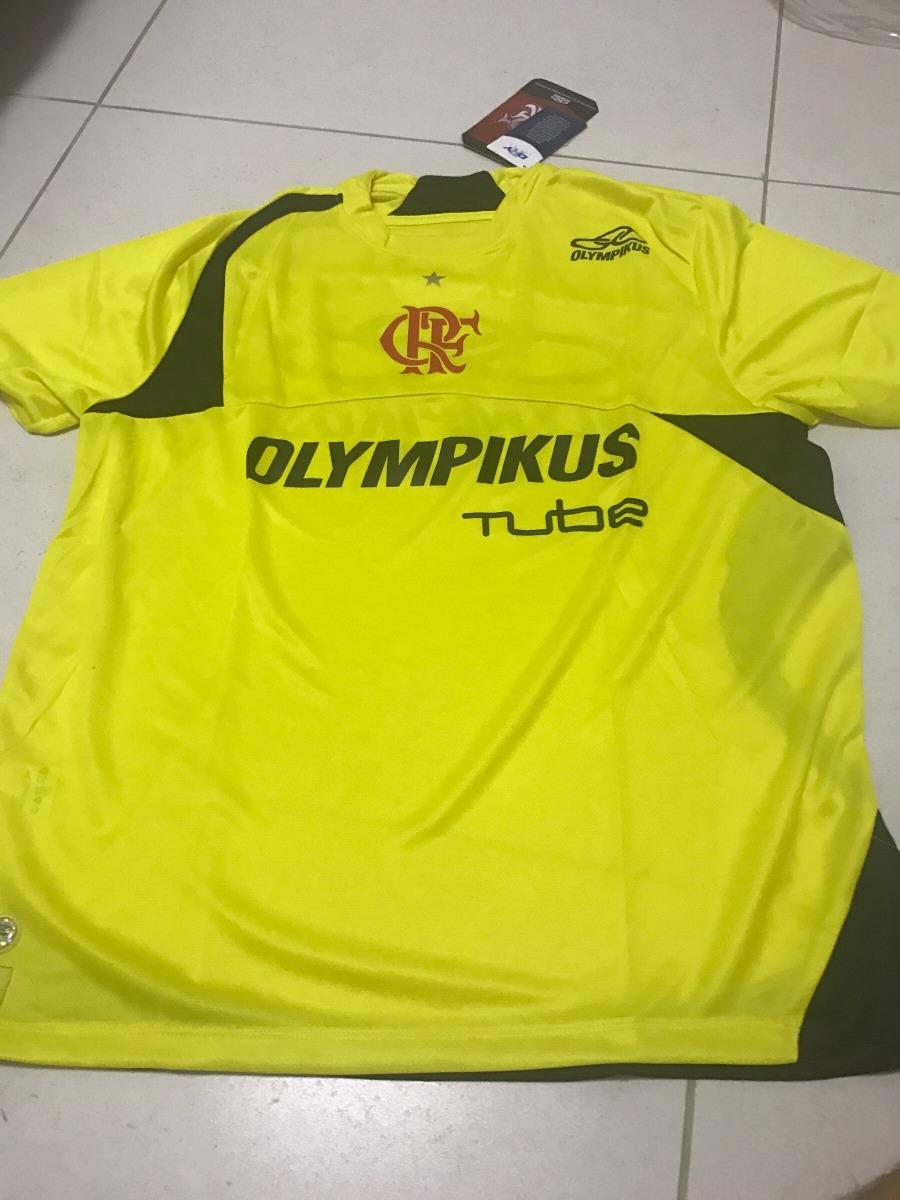 camisa flamengo treino amarela. Carregando zoom. 17cae61a05f7c