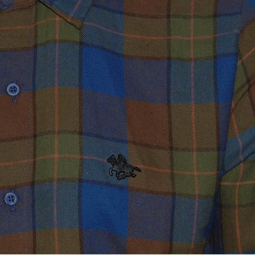 camisa  flanela  original polo rg518