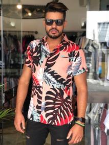 82fbdd1e8 Kit Camisa Colcci Camisas Masculino Manga Curta - Camisas Coral ...