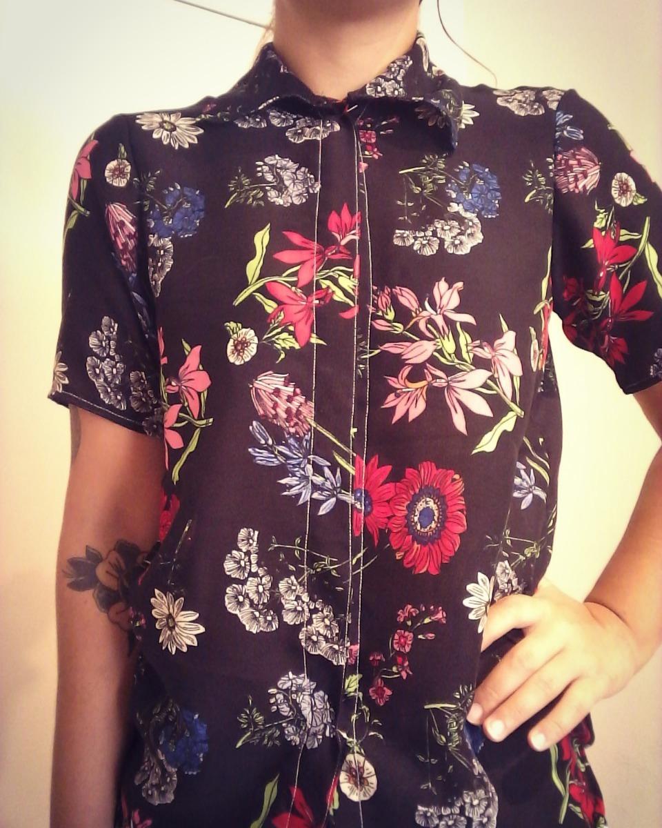288e3684cca59 camisa flores mujer - por mayor a convenir. Cargando zoom.