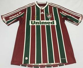 8ee6fbfd63f Camisa Fluminense Verde Adidas no Mercado Livre Brasil