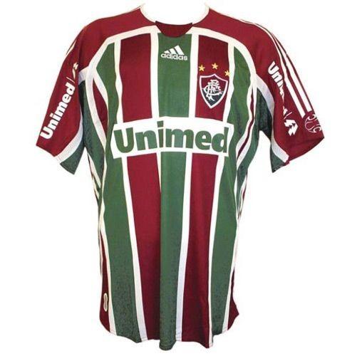 af443f4bbb Camisa Fluminense adidas 2008 Oficial - R  149