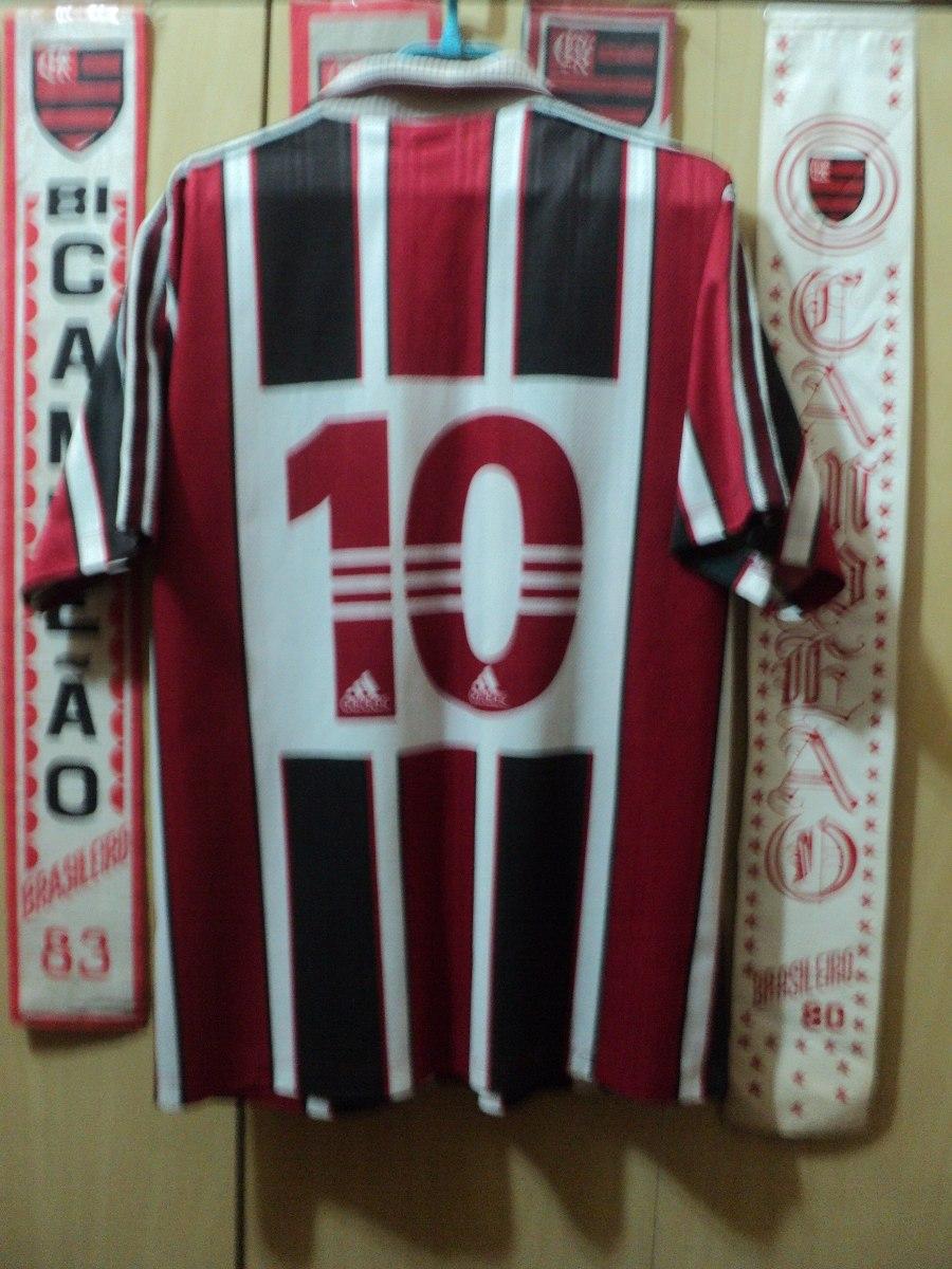 687d839ee5740 Camisa Fluminense ( adidas   Nº 10   Sem Patrocinio ) - R  120