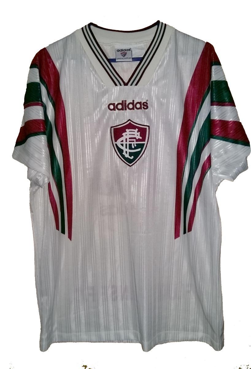 dcf57a38c9085 camisa fluminense adidas original 1996  10 - de jogo. Carregando zoom.