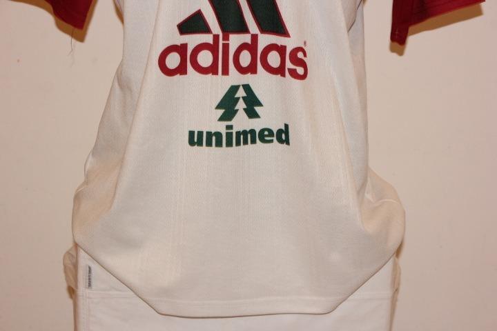 686fec7018 Camisa Fluminense adidas Treino Anos 90 - Gg - R  119
