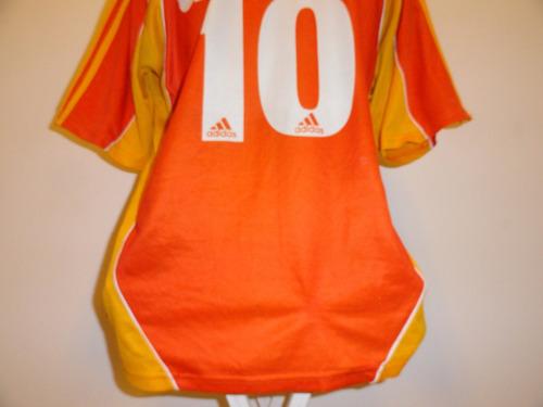 camisa fluminense adidas unimed 2005 #10 - gg
