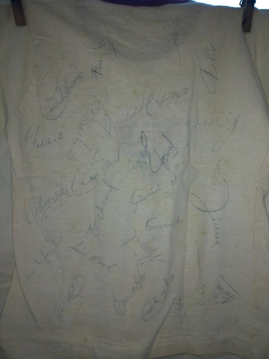 bbcb4873da camisa fluminense autografada 76. Carregando zoom.