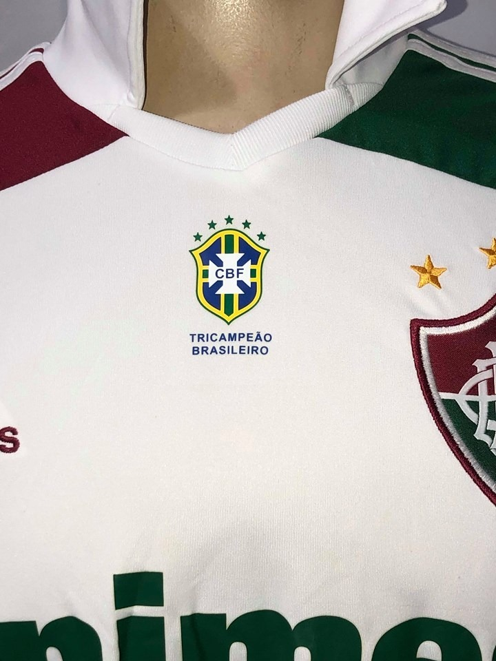 camisa fluminense branca adidas 2011  23 rafael sobis. Carregando zoom. aa9f9bd990141