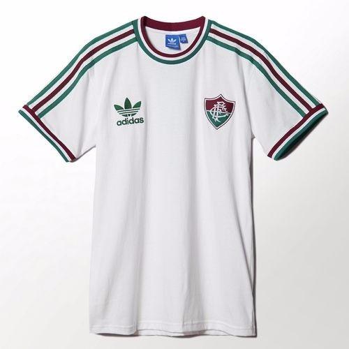 Camisa Fluminense Branca Originals 2015 - R  139 8a6b230dda02c