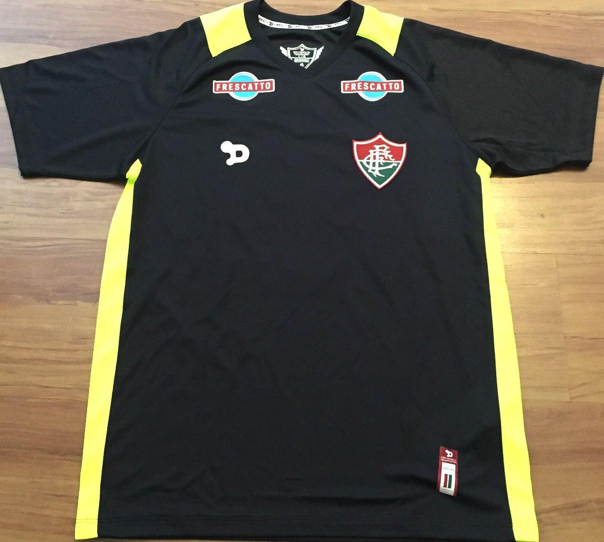a011fcdc5fb73 camisa fluminense brasileirão 2016 goleiro jogo. Carregando zoom.