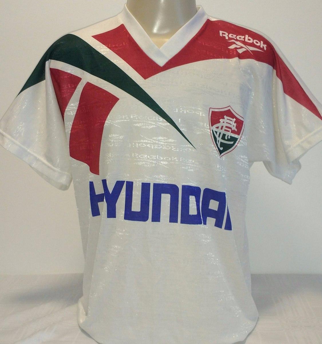 40f42c1161 camisa fluminense campeão 1995 100% original reebok - 43. Carregando zoom.