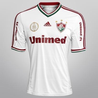 8451cf3673 Camisa Fluminense Comemorativa Idolos adidas Tele Santana 7 - R  120 ...
