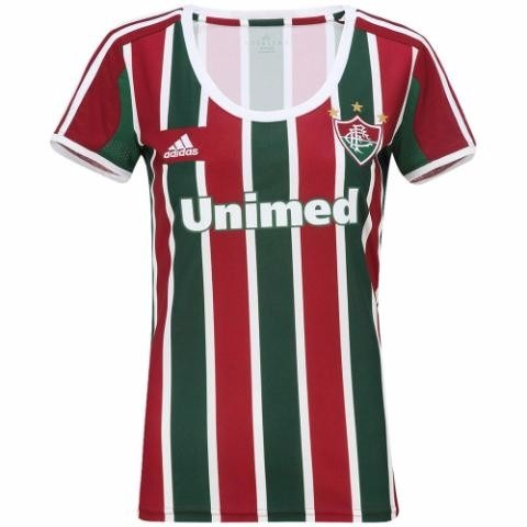 c188ca5cc7f01 Camisa Fluminense Feminina adidas S nº Tam. G - R  66