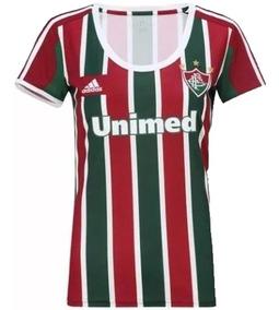 11a5a92991 Camisa Fluminense Feminina - Futebol com Ofertas Incríveis no Mercado Livre  Brasil