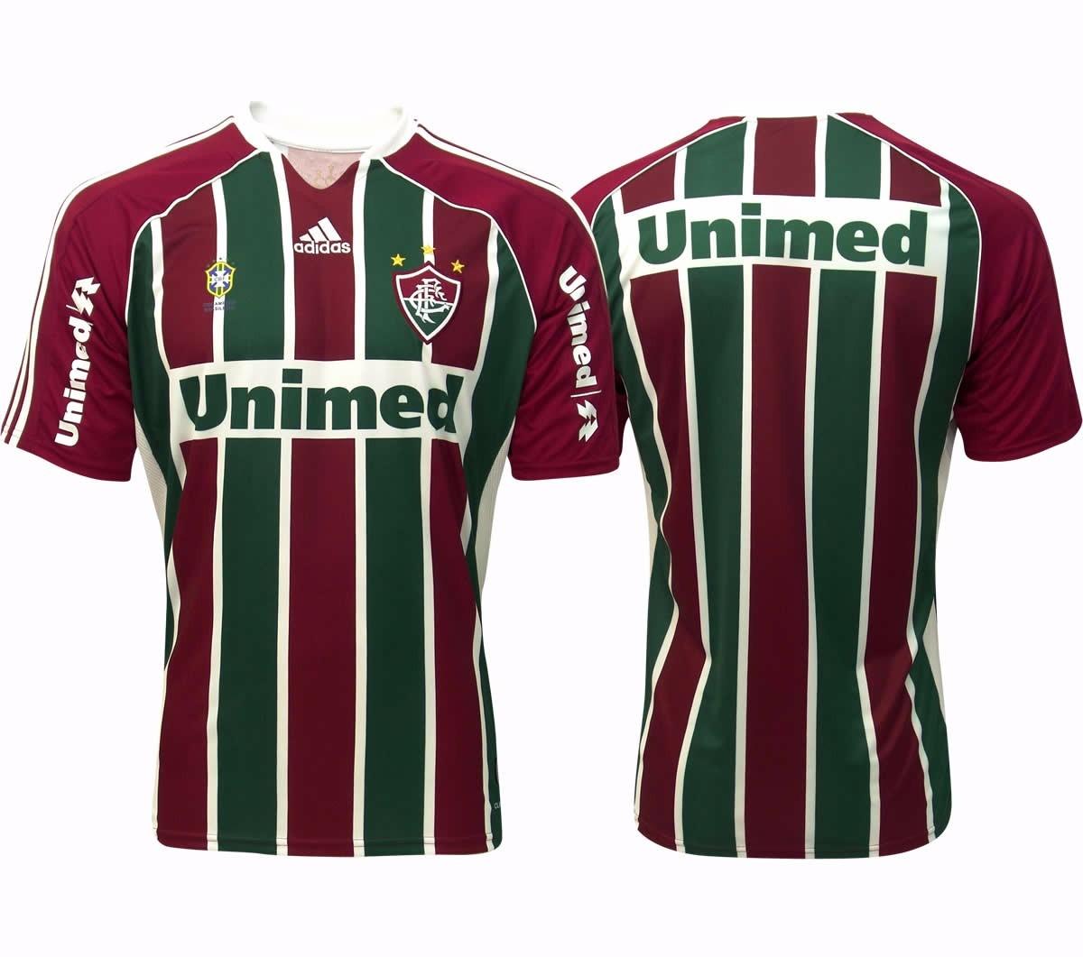 Camisa Fluminense Fluminense I 2011 P - R  119 5a212fc698a05