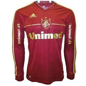 999d5d1b9a Camisa Fluminense Vermelha E Dourada - Futebol com Ofertas Incríveis no  Mercado Livre Brasil