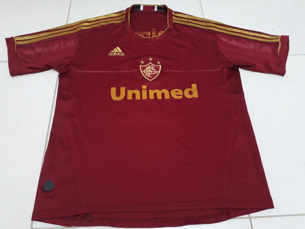 fe405d3b42 camisa fluminense grená adidas 2012 campeão brasileiro. Carregando zoom.