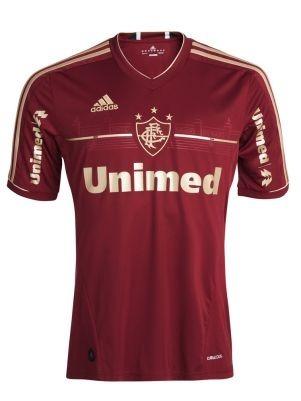 0193fa7a25948 Camisa Fluminense Grená Mc adidas 2011 Nova Zerada Original - R ...