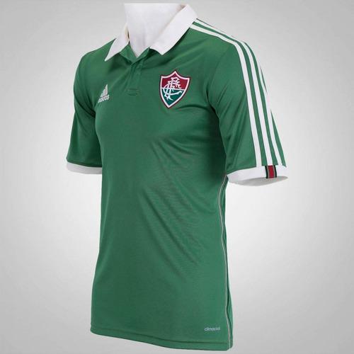 Camisa Fluminense Iii 2015 - Nova Original G - Frete Grátis - R  179 ... bb8cde5990f76