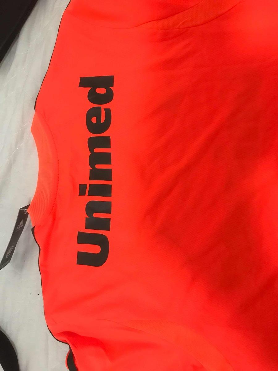 c28e25e106af4 ... cba6ec30d2e camisa fluminense laranja oficial jogador adidas xl xg. Carregando  zoom.