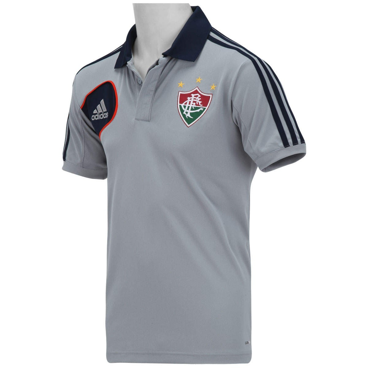 f83d9294d3 Camisa Polo adidas Fluminense Viagem Original De 199