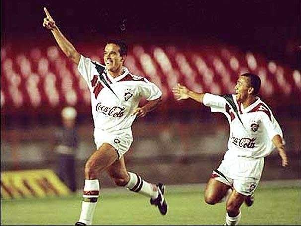 c4b4195b7c Camisa Fluminense Reebok Histórica Campeão Carioca 1995 - 43 - R ...