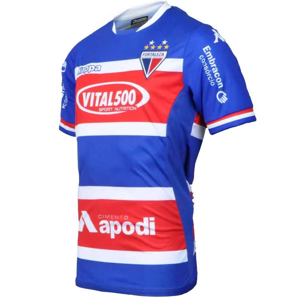 camisa fortaleza jogo i 2016 - kappa. Carregando zoom. b689c5c9646e7