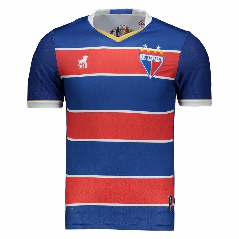 1f17f70ed6 Camisa Fortaleza Oficial 2017 18 Tradiçao Masculina +nf - R  169