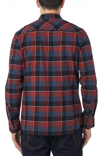 camisa fox rowan