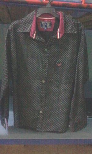 camisa foxx usada 4 veces sin etiqueta talla 16