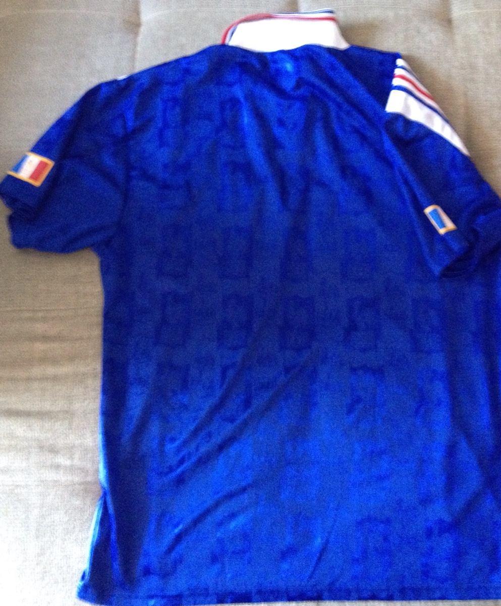 4c6920ab67e58 camisa frança 1996 adidas de coleção. Carregando zoom.