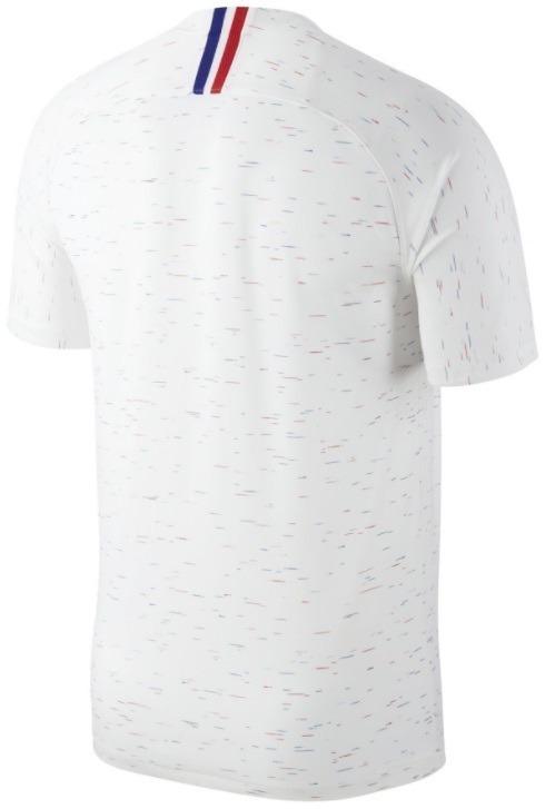 Camisa França 2 Estrelas Copa - Uniforme 2 - Frete Grátis - R  149 ... 5c643a4714df4
