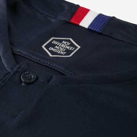 Camisa França 2 Estrelas - Mbappé c481cea2ad7b2