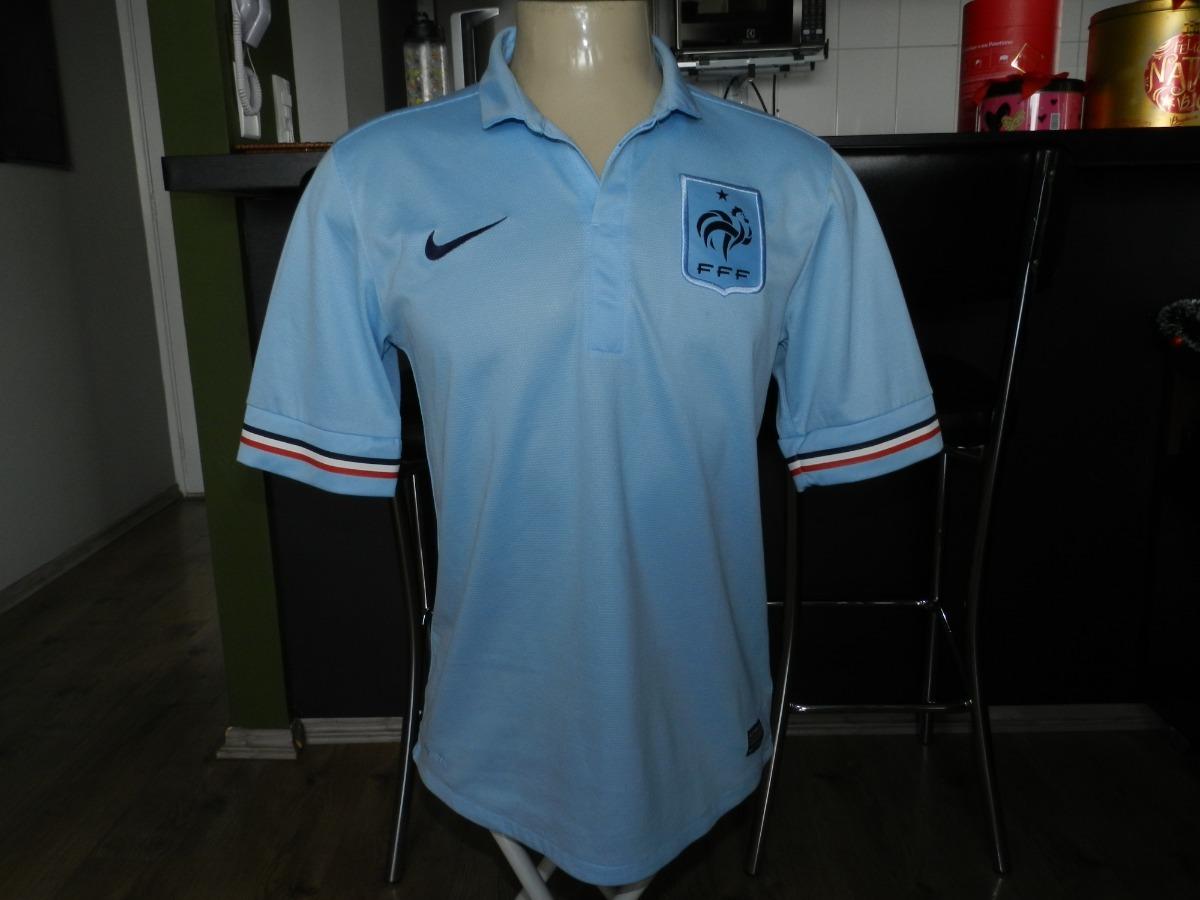 camisa frança 2013-2014 original tamanho m. Carregando zoom. 18c3c1c7d76cd