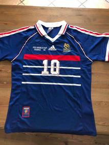 fea71f41aa Réplica Da Camisa Da Seleção Da França no Mercado Livre Brasil