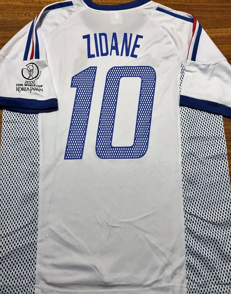 1ef799aed8 camisa frança copa do mundo 2002 autografada todo elenco. Carregando zoom.