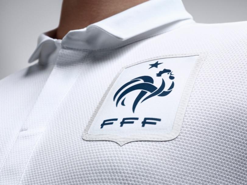 3dd02d0e6 camisa frança fff away euro 2012 nike - original. Carregando zoom.