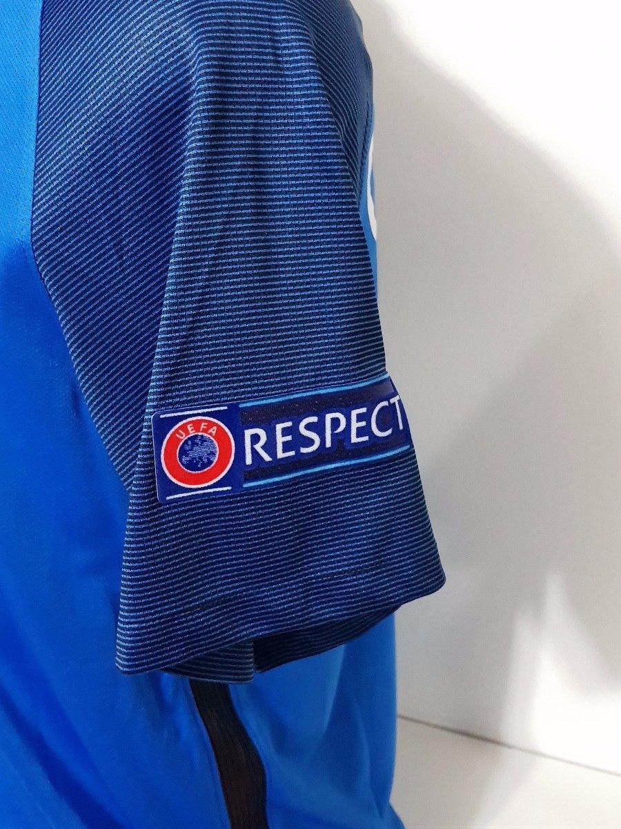 camisa frança home 16-17 griezmann 7 final euro importada. Carregando zoom. eb87b40a08b86