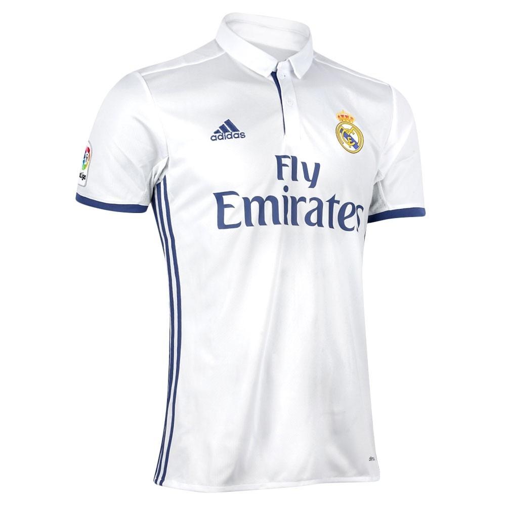 camisa franela real madrid primera equipacion 2017 adultos. Cargando zoom. 773d33621f7f1