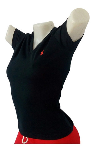 camisa franela sueters dama algodon bordado polo rabbitinv