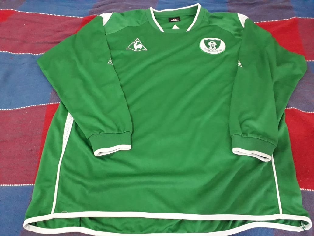 cfc46b2a1a Camisa Futebol Al-ahli Arábia Saudita - Le Coq Sportif. - R$ 304,00 ...