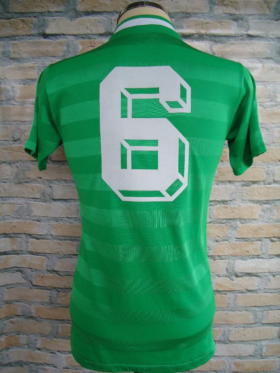ee45eec633e12 Carregando zoom... futebol alemanha camisa · camisa adidas futebol shirt  alemanha ocidental west germany