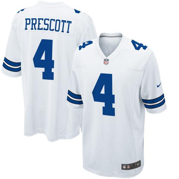 98412a5d60907 Camisa Futebol Americano Dallas Cowboys Dak Prescott - R  139