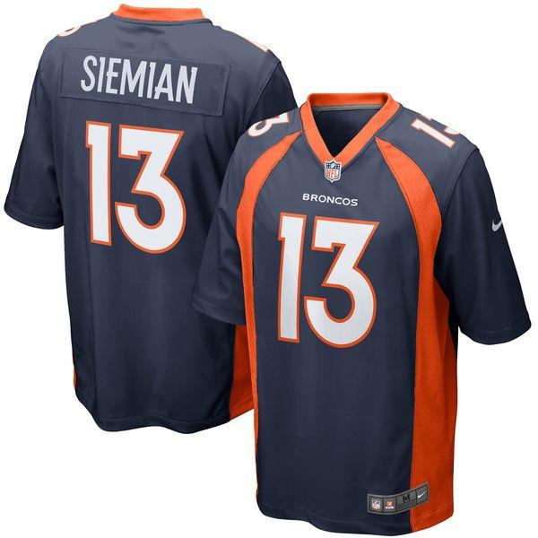 6a84660af Camisa Futebol Americano Denver Broncos Trevor Siemian - R  139