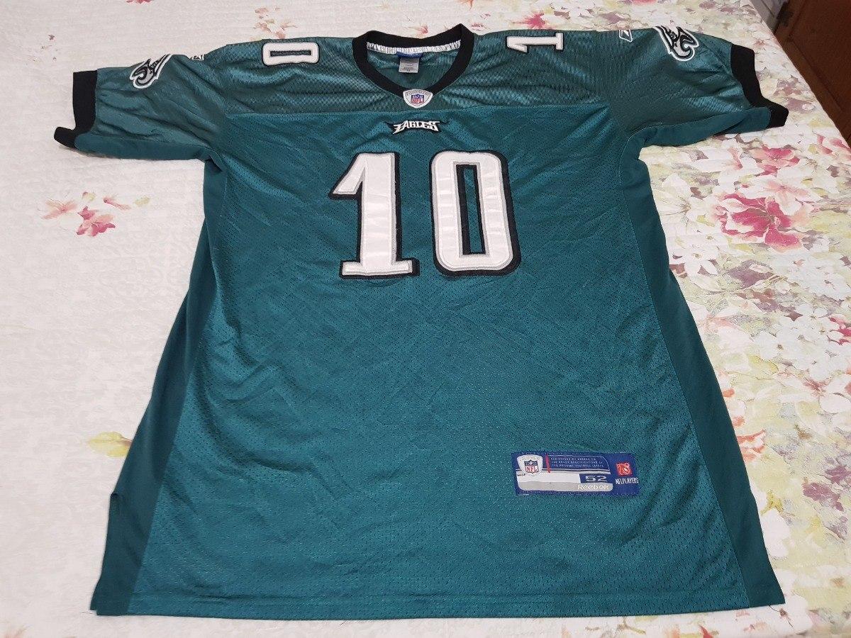 e7d76410de Camisa Futebol Americano Eagles - Nr 10 - Xl - Nfl Bordada - R  139 ...