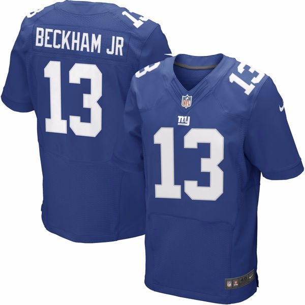7c59776a4 Camisa Futebol Americano New York Giants Odell Beckham Jr. - R  139 ...