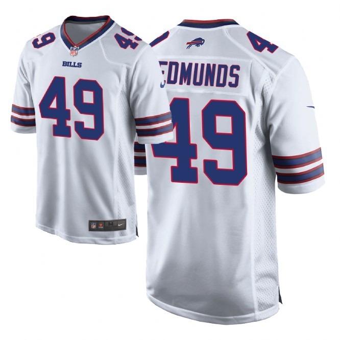 Camisa Futebol Americano Nfl Buffalo Bills Mccoy Allen - R  159 0ac1e8cd287