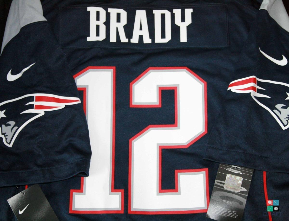 5f9c8a31c camisa futebol americano nfl tom brady patriots nike jersey. Carregando  zoom.