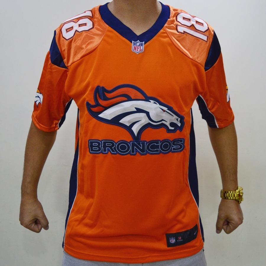 a449be179 camisa futebol americano nike denver broncos masculina. Carregando zoom.