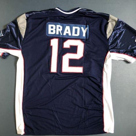 Camisa Futebol Americano Nike New England Patriots Masculina - R ... d892067c49357